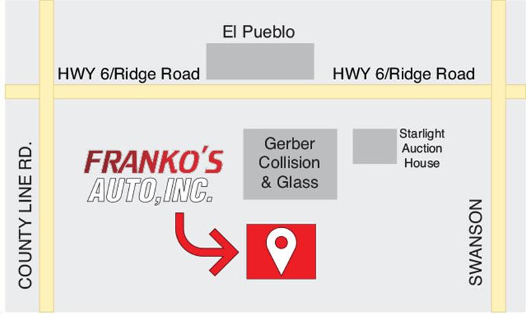 franko's location