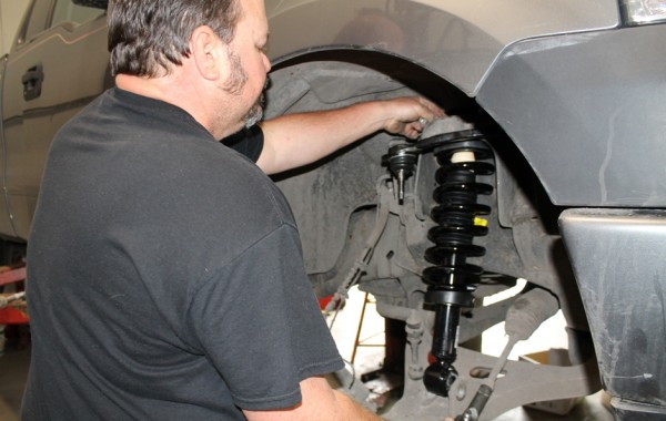 Suspension/Steering/Front end