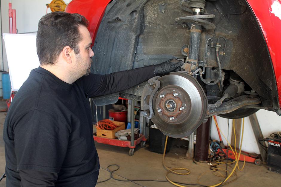 Breack auto repair portage indiana franko s auto inc for Homestead motors inc portage in