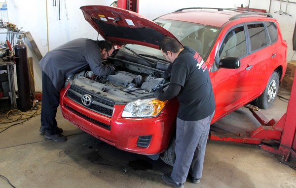 Maintenance and Servicing